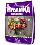 Карбамид 1кг N-46,2% Вика /25
