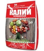 Калий сернокислый ОМУ NK 13-38 1кг Вика /25
