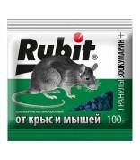 Рубит ЗООКУМАРИН+ гранулы 100 г ореховый /50
