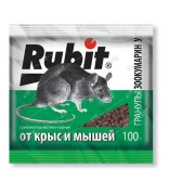 Рубит ЗООКУМАРИН+ гранулы 100 г У сыр /50