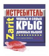 ИСТРЕБИТЕЛЬ Zarit тесто-сырные брикеты 100 г /50